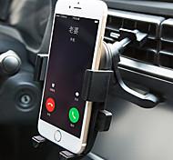 автомобильный мобильный телефон держатель подставки держатель воздух выход решетка панель приборов переднее ветровое стекло универсальная