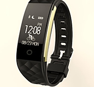 cheap -IPS SR05 Smart Bracelet IP7 Waterproof Long Standby Calories Burned Pedometers Health Care Sports Heart Rate Monitor Incoming Call Reminder Wearable