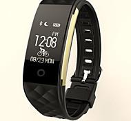 baratos -Relógio inteligente Controlador de Tempo Tela de toque Monitor de Batimento Cardíaco Impermeável Calorias Queimadas Pedômetros Saúde