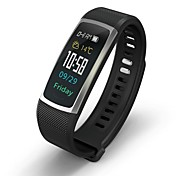 cheap -Smart Bracelet T8 for Android 4.4 / iOS Bluetooth / Calories Burned / Touch Sensor Pulse Tracker / Pedometer / Activity Tracker
