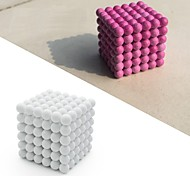 cheap -Magnetic Toy Magnetic Balls 125 Pieces Toys 3D Glossy Colors changing Color Changing Gift