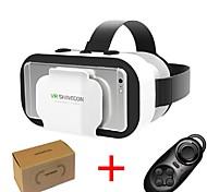 Недорогие -vr shinecon 5.0 очков виртуальной реальности vr box 3d очки для 4.7 - 6.0-дюймовый телефон с контроллером