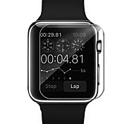 cheap -Screen Protector For iWatch 38mm iWatch 42mm Tempered Glass Explosion Proof High Definition (HD) 1 pc