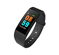 cheap -Smart Watch Built-in Bluetooth Calories Burned Pedometers Touch Sensor APP Control Pulse Tracker Pedometer Activity Tracker Sleep Tracker