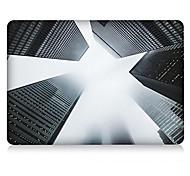 """Недорогие -MacBook Кейс для Вид на город Поликарбонат материал Новый MacBook Pro 13"""" MacBook Air, 13 дюймов MacBook Air, 11 дюймов Macbook MacBook"""