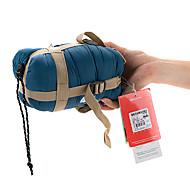 Недорогие -Спальный мешок Прямоугольный 20 ° C Мини Сохраняет тепло Компактность ультралегкий (UL) 190X70 Пешеходный туризм Походы