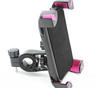 Недорогие -Велоспорт Мобильный телефон держатель стенд Регулируемая подставка Поворот на 360° Мобильный телефон Тип пряжки Против скольжения