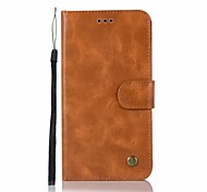 cheap -Case For Xiaomi Redmi Note 4X Redmi Note 4 Card Holder Wallet with Stand Flip Pattern Full Body Cases Dream Catcher Owl Hard PU Leather
