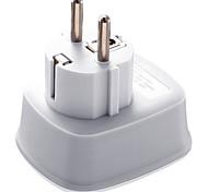 Недорогие -Портативное зарядное устройство Телефон USB-зарядное устройство Универсальный USB DE штепсельной вилки Несколько разъемов Сетевые фильтры