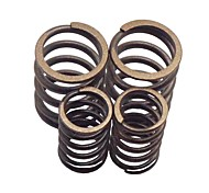 cheap -4PCS/ Bag YX140 Yingxiang 149 150cc Dirt Pit Bike Motocross Clutch Valve Spring Plate