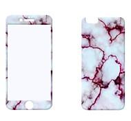 Недорогие -Защитная плёнка для экрана Apple для iPhone 6s iPhone 6s / 6 iPhone 6 Закаленное стекло 2 штs Защитная пленка для экрана Против