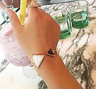 cheap -Women's Cuff Bracelet - Resin European, Fashion Bracelet Gold For Party
