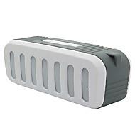 Недорогие -NR2013 Bluetooth-динамик Bluetooth 2.1 Аудио (3,5 мм) USB Слот для карт памяти TF Уличные колонки Зеленый Белый Черный Красный Синий