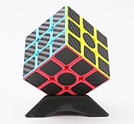 cheap -Rubik's Cube Carbon Fiber Stone Cube 3*3*3 Smooth Speed Cube Magic Cube Puzzle Cube Relieves ADD, ADHD, Anxiety, Autism Office Desk Toys