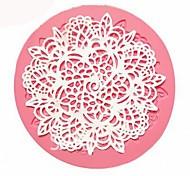 Недорогие -Формы для пирожных Сердце Креатив конфеты Для Cookie Для торта Для шоколада Торты силикагель Своими руками День Святого Валентина День