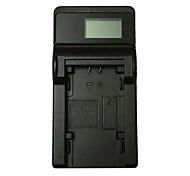 Недорогие -ismartdigi vg121 lcd usb камера зарядное устройство для jvc vg121 u vg114 u vg138 vg107 bn-vg107ac vn-vg108e аккумулятор