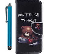 cheap -Case For Samsung Galaxy J7 (2017) J5 (2017) Card Holder Wallet with Stand Flip Magnetic Full Body Cases Animal Hard PU Leather for J7