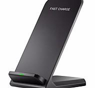 Недорогие -Беспроводное зарядное устройство Телефон USB-зарядное устройство Универсальный Беспроводное зарядное устройство Быстрая зарядка Стенд в