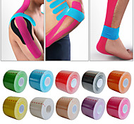 cheap -Non Stretch Support Tape Sports Support Waterproof Protective Breathable Leisure Sports Team Sports Fitness Winter Sports Cotton