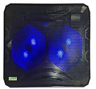 Недорогие -Регулируемая подставка Другое для ноутбука Подставка с охлаждающим вентилятором пластик Другое для ноутбука