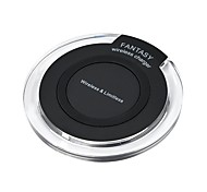 cheap -Wireless Charger USB Charger USB Wireless Charger / Super Slim / Qi 1 A DC 5V iPhone X / iPhone 8 Plus / iPhone 8