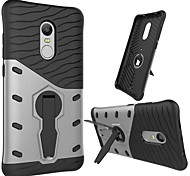 cheap -Case For Xiaomi Redmi Note 4X Shockproof with Stand 360° Rotation Back Cover Armor Hard PC for Xiaomi Redmi Note 4X