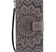 cheap -Case For Sony Xperia XZ1 Compact Xperia L2 Card Holder Wallet with Stand Flip Pattern Full Body Cases Mandala Hard PU Leather for Xperia