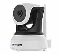 abordables -vstarcam® cámara ip de 1.0 mp ir-cut prime 128 (detección de movimiento diurno nocturno, acceso remoto de doble flujo, plug and play ir-cut)