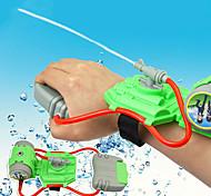Недорогие -Mini Wrist Squirt Water Gun Пульверизаторы Игрушки Пляж Стресс и тревога помощи Взаимодействие родителей и детей Пластиковый корпус 1pcs
