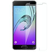Недорогие -Защитная плёнка для экрана Samsung Galaxy для A3(2016) Закаленное стекло 1 ед. Защитная пленка для экрана Защита от царапин Уровень