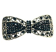 cheap -Women's Alloy Hair Clip - Solid Colored Bow