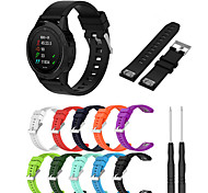 cheap -Watch Band for Fenix 5x / Fenix 3 HR / Fenix 3 Garmin Modern Buckle Silicone Wrist Strap