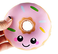cheap -LT.Squishies Squeeze Toy / Sensory Toy / Stress Reliever Donuts Office Desk Toys / Decompression Toys / 1pcs Children's All Gift