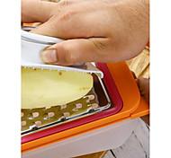 Недорогие -Кухонные принадлежности PP Простой / Удобная ручка / Многофункциональный Руководство Многофункциональный / Для фруктов / Для овощного 1шт