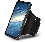 cheap -Case For Apple iPhone X / iPhone 8 Sports Armband / Shockproof / with Stand Back Cover Armor Hard PC for iPhone X / iPhone 8 Plus /