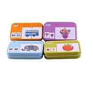 Недорогие -Образовательные игры с карточками / Обучающая игрушка Картон Универсальные дошкольный Подарок 32 pcs