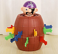 cheap -Gags & Practical Joke People Pirate Special Designed Strange Toys A Grade ABS Plastic 26pcs Gift