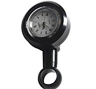 cheap -Aluminum Motorcycle Bike Handbar Mounting Digital Clock Time Gauge Watch