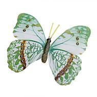 economico -adesivi murali farfalla casa 3d farfalla glow-in-scuro con perno&tende magnete frigo decorazione