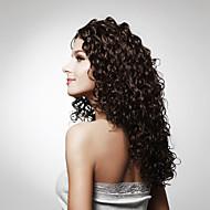 tanksapka nélküli hosszú csúcsminőségű minőségű szintetikus göndör haj paróka több színben kapható