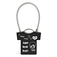 Luggage Lock Coded Lock Digit Coded lock Luggage Accessory Anti-theft For Luggage