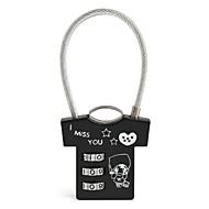 Luggage Lock Coded Lock Digit Coded lock Luggage Accessory Anti-theft For Luggage
