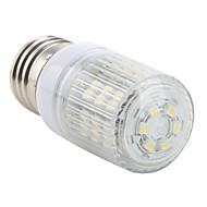3w e14 g9 e26 / e27 led luces de maíz t 48 smd 3528 200-250lm blanco cálido blanco natural 5500k ca 220-240v