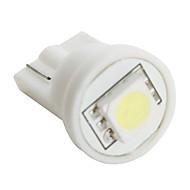 preiswerte -T10 5050 SMD LED weißes Licht Lampe für Auto (DC 12V, Set zu 10 Stück)
