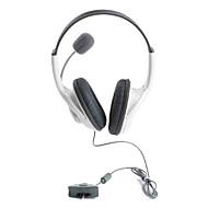 preiswerte Xbox 360 Kopfhörer-Premium-Mikrofon-Headset für Xbox 360 (weiß)