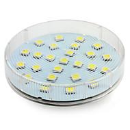 お買い得  LED スポットライト-1個 3.5 W 180-250 lm LEDスポットライト 25 LEDビーズ SMD 5050 温白色 / クールホワイト / ナチュラルホワイト 220-240 V