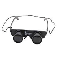 お買い得  双眼鏡-3 X 28 mm 双眼鏡 一般用途向け / フィッシング プラスチック / #