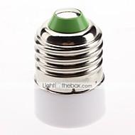 e27 a e14 lampadine a led attacco adattatore di illuminazione di alta qualità