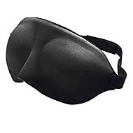 1 PC Travel Eye Mask / Sleep Mask Breathability Portable Comfortable Adjustable for Travel Rest Sponge