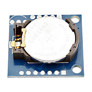 お買い得  Arduino 用アクセサリー-(Arduinoのための)小型RTC 2560 UNOのR3用のI2C DS1307リアルタイムクロックモジュール